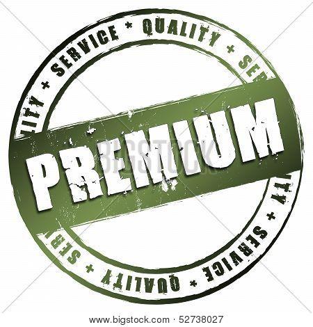 New Stamp - Premium