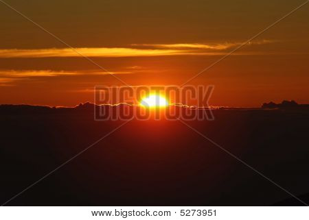 Heavenly Haleakala Sunrise West Maui