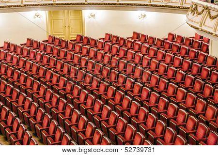 Semper Opera From Inside