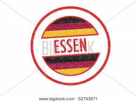 Essen Rubber Stamp