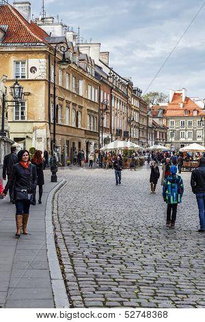 Freta Street And Its Historic Buildings