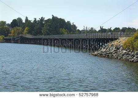 Galloping Goose Bridge, Victoria, BC