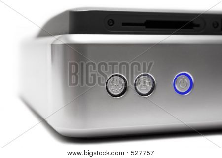 External Hard Disk ( Front Side View)