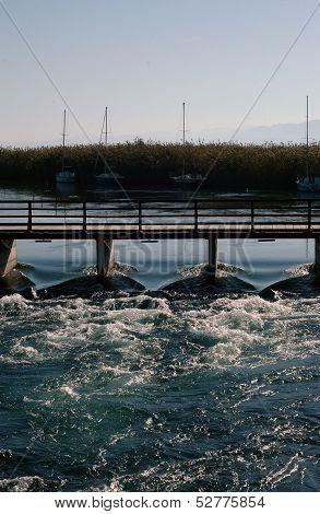 drim river, struga, macedonia