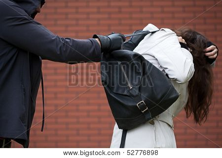 Assaulting A Student