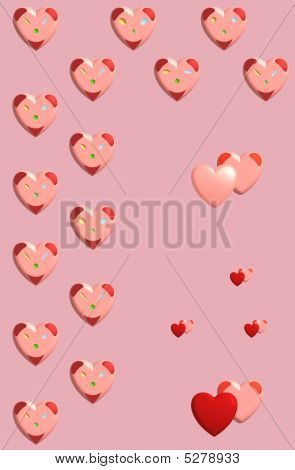 Many Hearts
