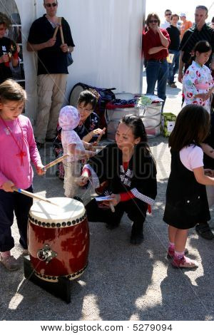 Kids Drummers