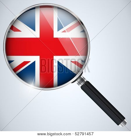Nsa Usa Government Spy Program Country Uk