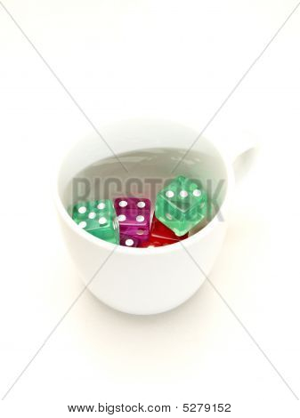Cup And Dice