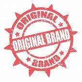 Original Brand-stamp poster