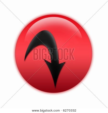 Arrow down button