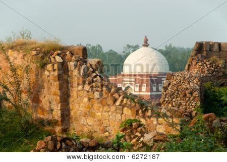Delhi. Fort
