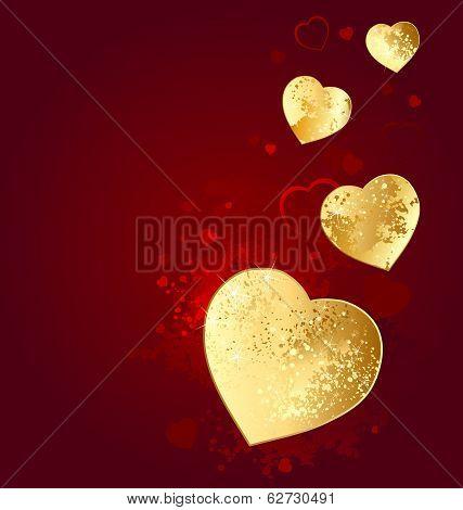 Foil Heart