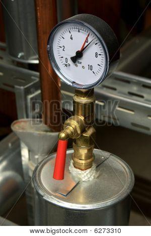 pressure indication