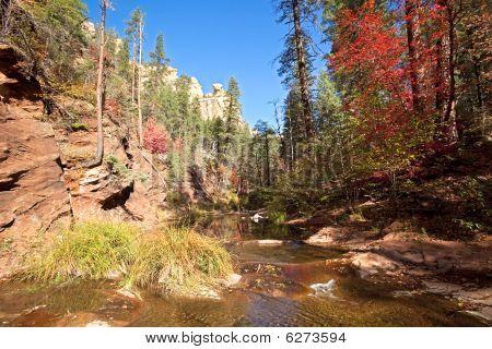 West Fork Oak Creek.