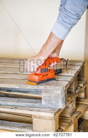 Wood Sanding