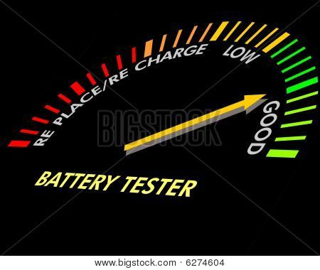 Battery Testing Instrument