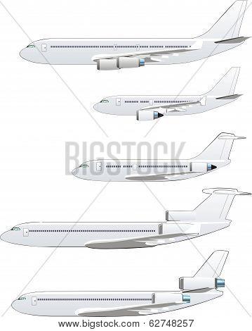 Airplane Set.eps