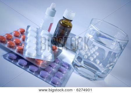 Medicines For Flu Treatment.