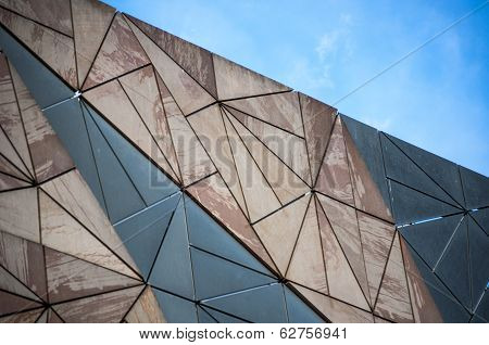 Building architecture pattern in Melbourne