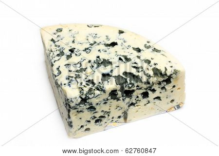 cheese with mildew