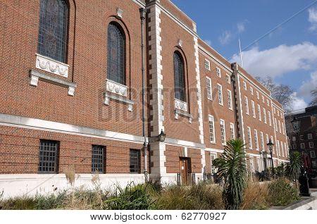 Inner  Temple, Inns of Court, London