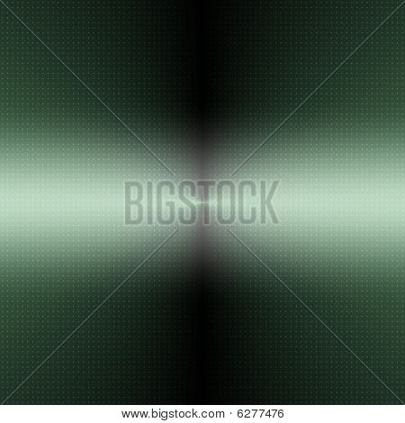 Abstract sliver green background