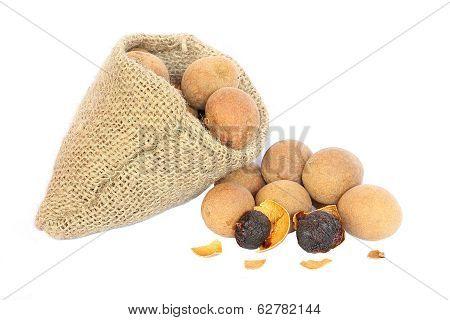Dried Longans