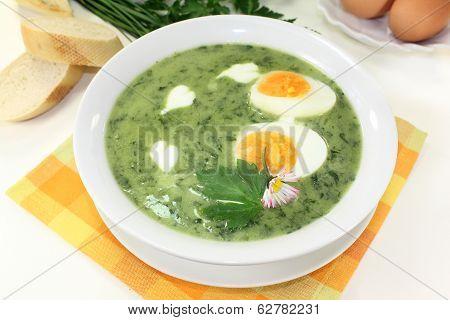 Herb Soup