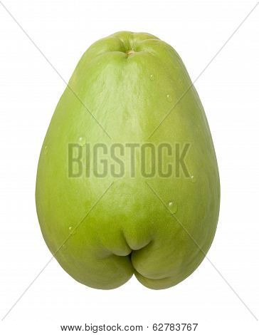 Chayote Isolated