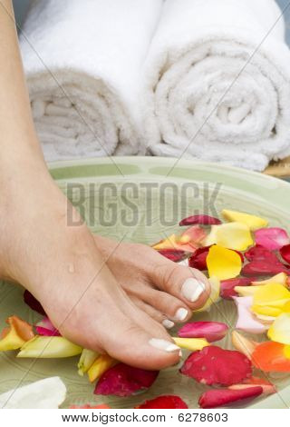 Aromatherapy Water Spa For Feet 5