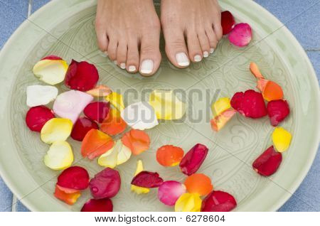 Aromatherapy Water Spa For Feet 4