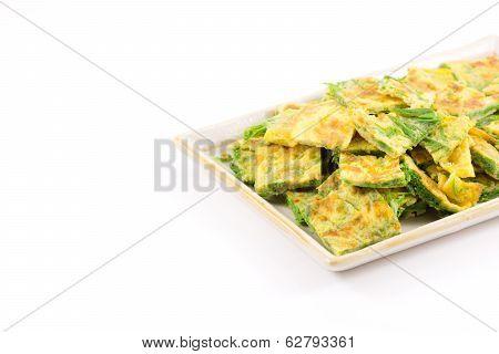 Cha-om Omelette