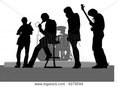 Arts on stage