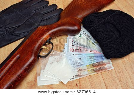 Things Bandit Criminal Drug Dealer