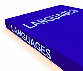 Languages Book Shows Books About Language