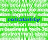 Reliability Word Means Honest Trustworthy And Dependable