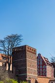 The Leaning Tower in Torun