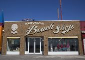 Brooklyn's Landmark Coney Island Beach Shop