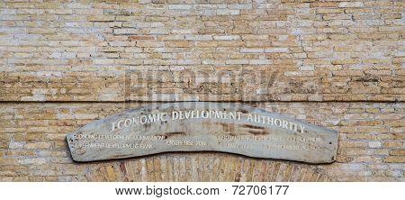 Economic Development Authority