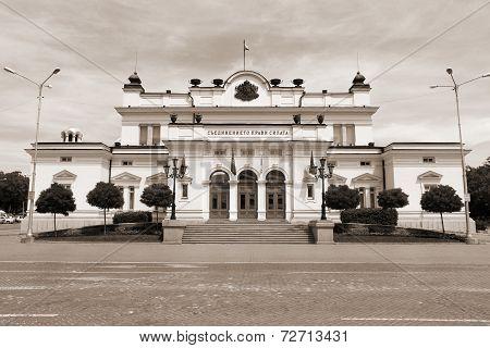 Bulgaria Parliament