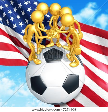 Gouden jongens voetbal voetbal