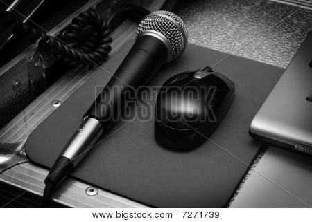 Mic And Mouse