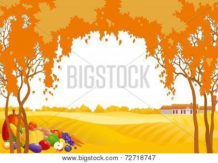 Thanksgiving background