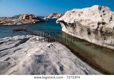 Cliffs Of White Granite
