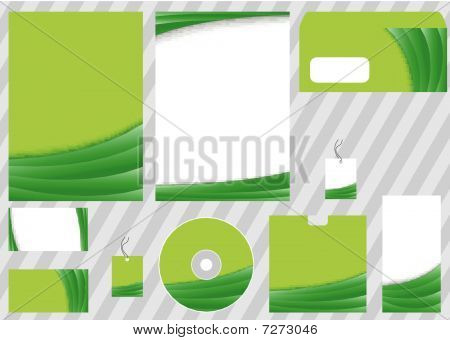 Green Business Corporate Template