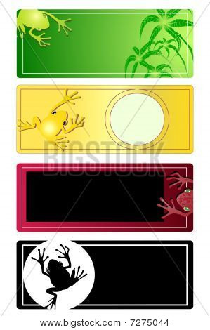 toad banners