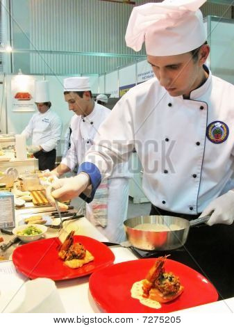 Festival Of Art Of Cookery