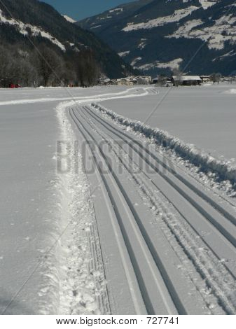 Cross-country Track