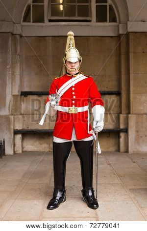 Queens Guardsman